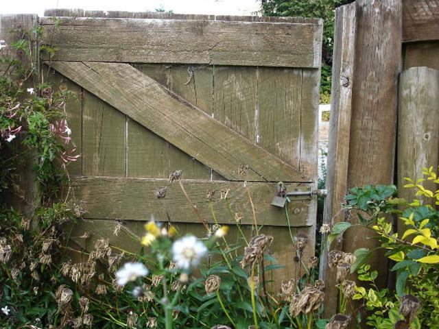 Vaak Het kiezen van het juiste hout voor buiten in de tuin RY17